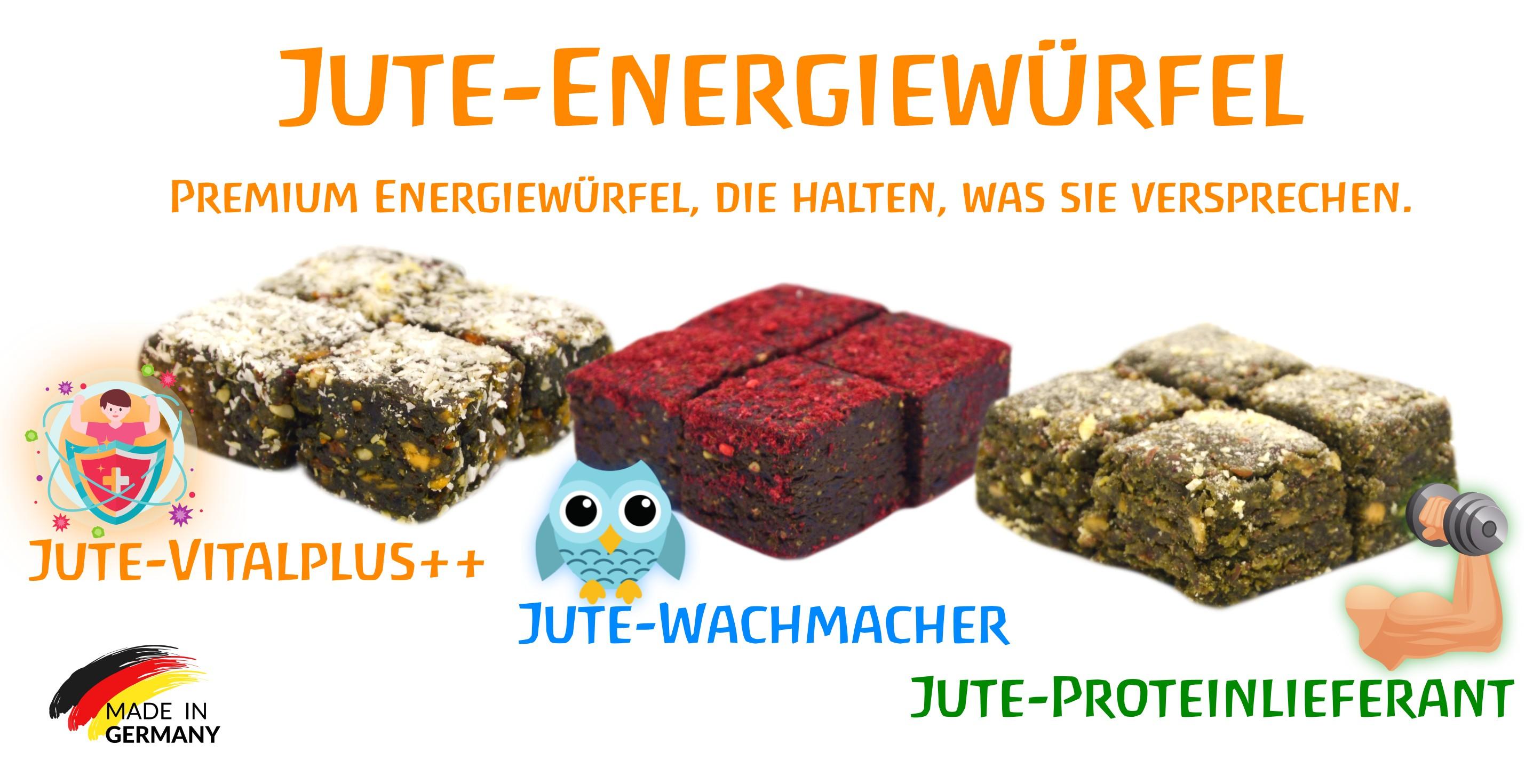 Jute-Powerballs