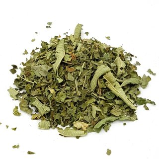 Jute-Tea Lemon Verbena Tea Can