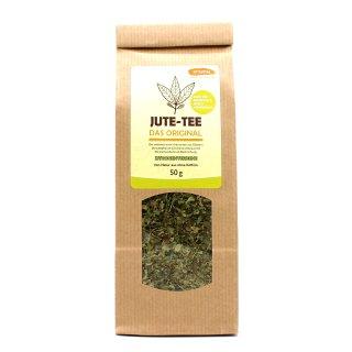 Jute-Tea Lemon Verbena Paper Pouch