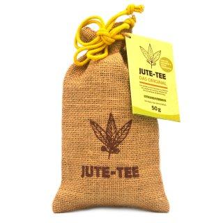 Jute-Tee Zitronenverbene Jutesäckchen