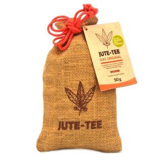 Jute-Tea Ginger Jute Pouch