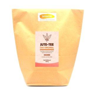Jute-Tee Ingwer Grosspackung