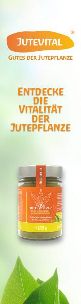 Jutevital - Gesundes der Jutepflanze